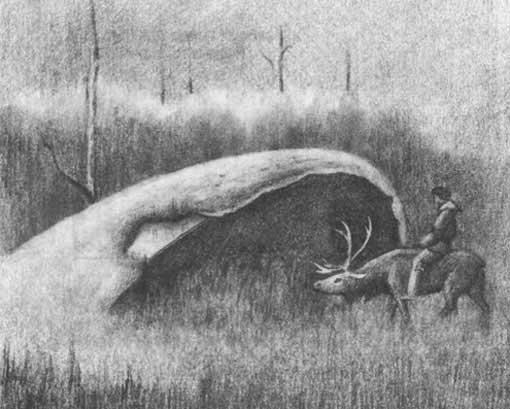 Les chaudrons de la vallée de la mort, en Sibérie. VoD2